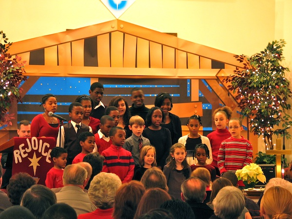 Christmas Eve 2010 youth