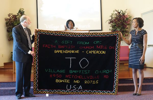 Cameroon                           banner