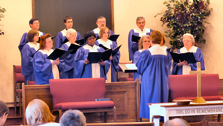 Choir cantata 2005