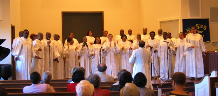 Jubilee Choir 2