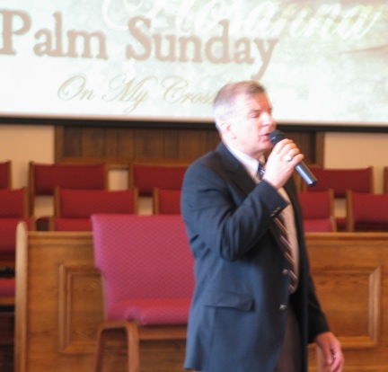 Palm Sunday early 3
