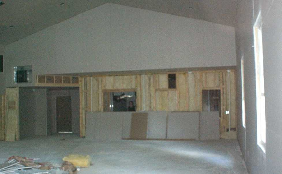 fellowship drywall