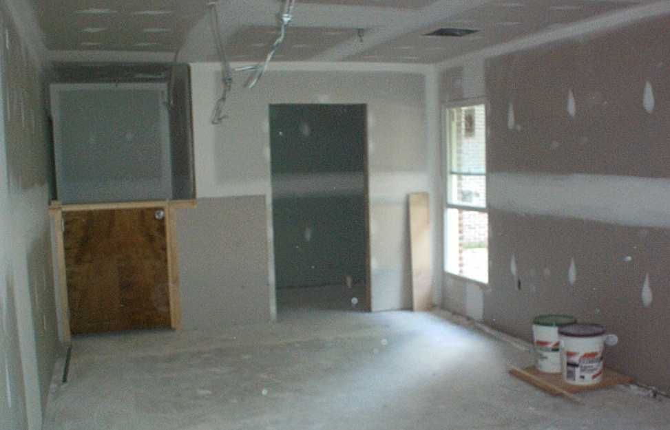 nursery drywall